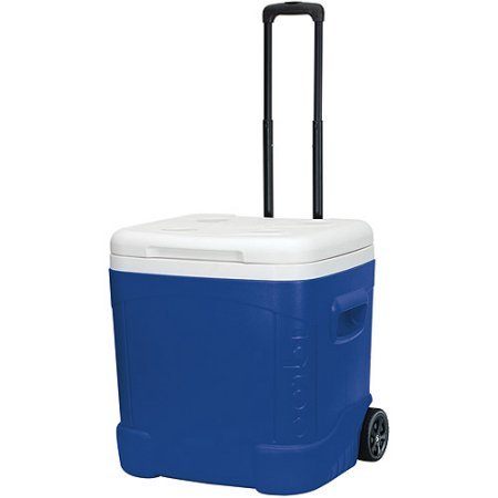 Igloo 60 Quart Cube Roller Cooler