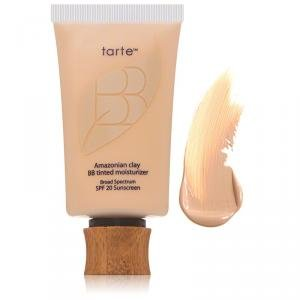 tarte Amazonian clay BB tinted moisturizer SPF 20, light-med