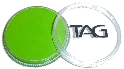 TAG Face Paints - Light Green (32 (Witch Faces Makeup Halloween)
