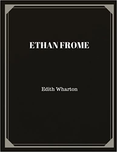 Book Ethan Frome