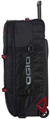 one/_size OGIO unisex-adult Rig T-3 Gear Bag Black