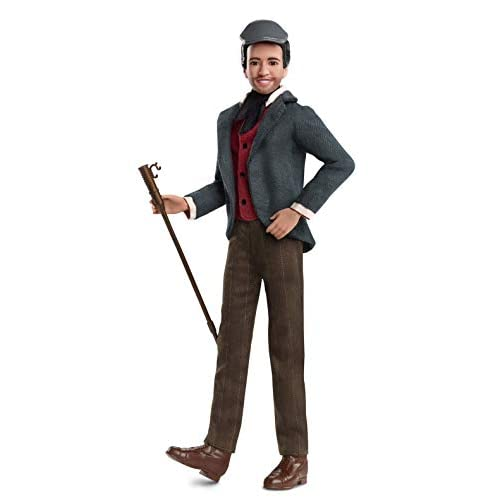 Barbie Disney Mary Poppins Returns Jack The Lamplighter Doll