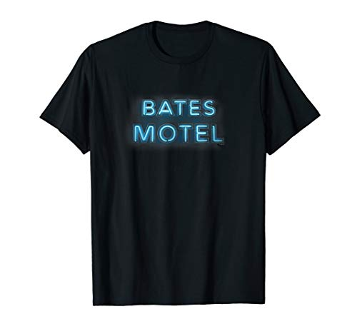 Bates Motel Sign (Bates Motel Sign Logo T-Shirt)