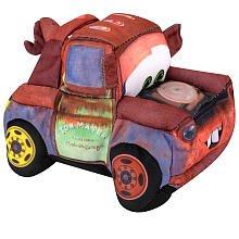 Cars Mater Plush (Disney / Pixar CARS 2 Movie 5 Inch Talking Plush Crash Ems Mater)