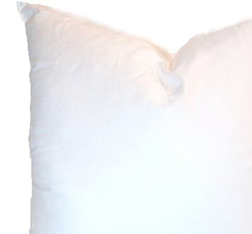 Best pillowflex synthetic down pillow form insert 18 by for Best down pillow inserts