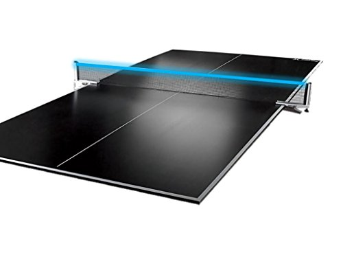 Light Up Ping Pong Net That Glows in The Dark - So Much Fun for Kids, Adults & (Glow In The Dark Ping Pong Balls)