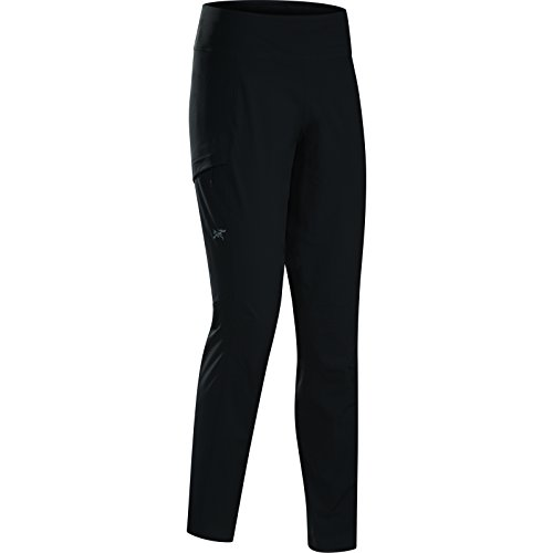 Arc'teryx Sabria Pant Women's (Black, 4)