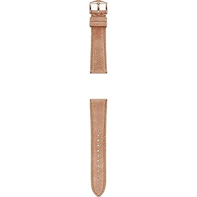 Fossil 20mm Leather Watch Strap