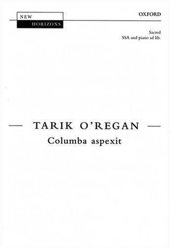Download Columba aspexit: Vocal score (New Horizons) pdf epub