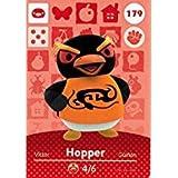 Nintendo Animal Crossing Happy Home Designer Amiibo Card Hopper 179/200 USA Version