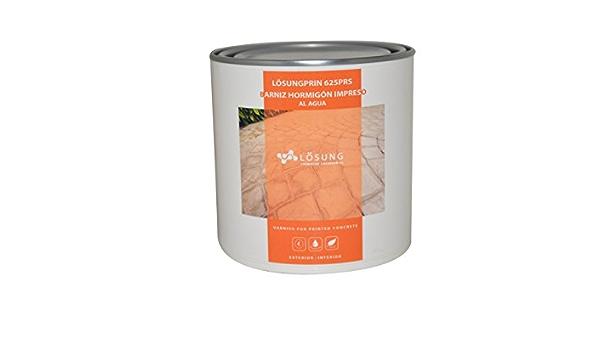 Barniz Hormigon Impreso (750 ml): Amazon.es: Bricolaje y ...