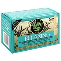 - Triple Leaf Tea Relaxing Herbal Tea, 20 Tea Bags per Box (Pack of 3 Boxes)