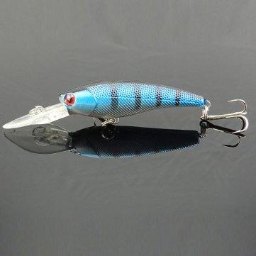 Basse Haute Qualité De Crochets Pêche 9cm Leurres Minnow Biomimétique Aux E8UwqxdnxR