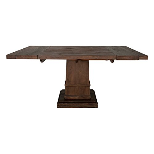 rustic extension table - 3