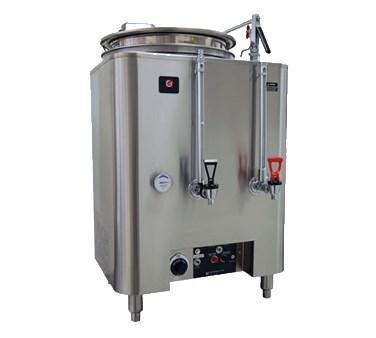 - Grindmaster Cecilware Coffee Brewer Urn Single, Electric, (1) 6 Gallon Capacity Liner - Specify Voltage