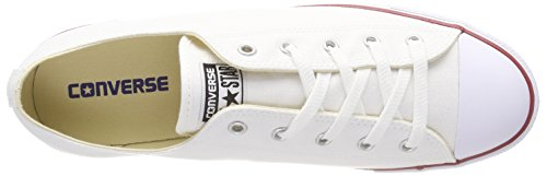 Da Donna Dainty Converse Ox Sneakers Blanc As