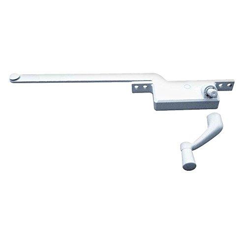 Right Casement Operator - Prime Line H3711 White Right Hand Casement Window Operators