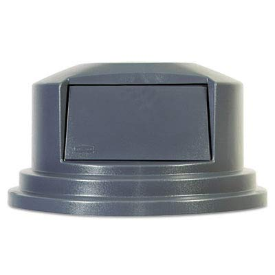 RCP265788GY - Round Brute Dome Top Lid for 55gal Waste Containers
