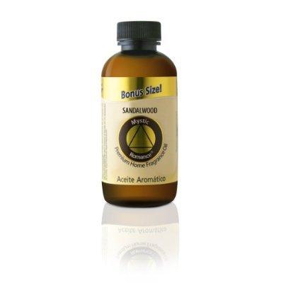 Premium Home Fragrance Oil, Sandalwood, 1 Gallon / 128 Fl Oz / 3785 ml