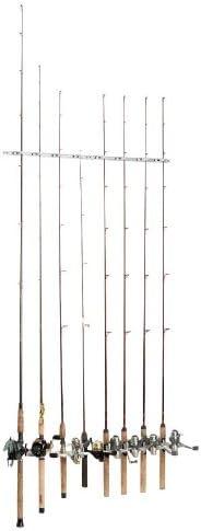 DU-BRO Fishing Trac-A-Rod Plus Storage System