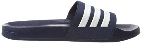 Collegiate Footwear Adilette White Shower para Navy Chanclas Hombre 0 Collegiate Adidas Azul Navy wqUYBq