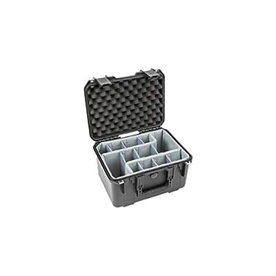 Image of Cases & Bags SKB 3I-1510-9DT iSeries 3i-1510-9 Case w/Think Tank Designed Photo Dividers, Black