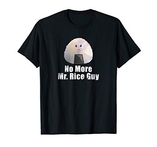 Hilarious annoyed Rice guy T-shirt Gift