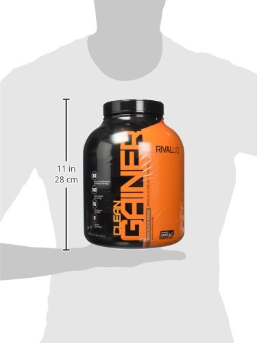 Rivalus Clean Gainer Protein Supplement