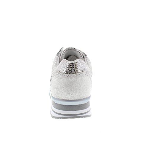 Trussardi Jeans Mujer Zapatillas de Gimnasia bianco - W001