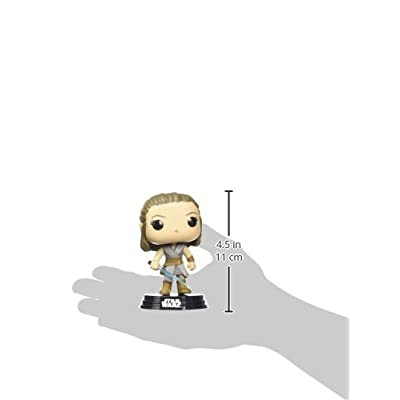 Funko POP! Star Wars: The Last Jedi - Rey - Collectible Figure: Funko Pop! Star Wars:: Toys & Games