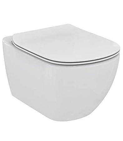 Vaso Sospeso Aquablade Bianco Ideal Standard Tesi T354701 Amazon