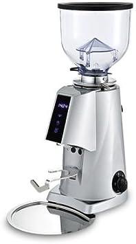 Fiorenzato F4 Electronic Espresso Grinder – Silver