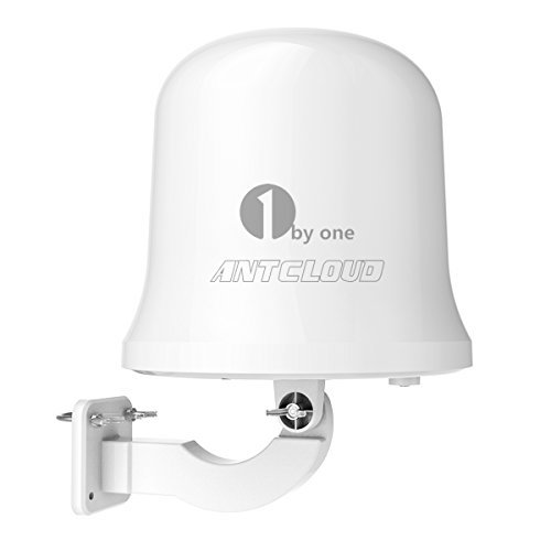 1byone Antcloud Outdoor TV Antenna with Omni-Directional 360