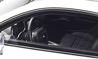 Audi ABT TT RS-R 2017 weiß metallic Modellauto 1:18 GT Spirit
