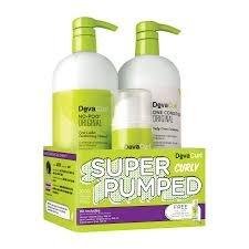 Deva Curl Super Pumped Curly (Coconut Moisturizing Cleanser)