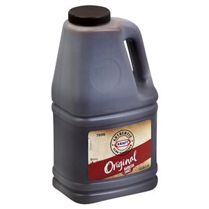 Kraft Original Barbecue Sauce 1 Gallon Authentic Slow Simmered