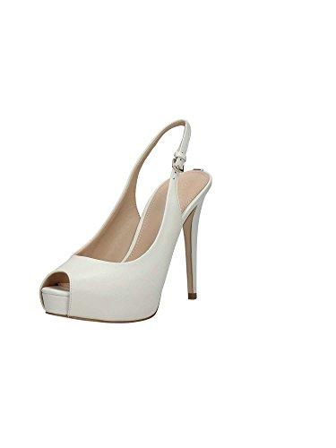 Crème Escarpins Guess Back Nude Plateforme à Sling Footwear Femme Dress Iaxwqzgpa