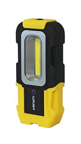 Cliplight Pivot Tough Rechargeable LED Work Light and Flashlight with Magnetic Base ()