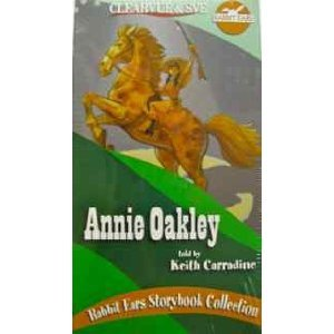 Annie Oakley (Rabbit Ears) - Oakleys Cool