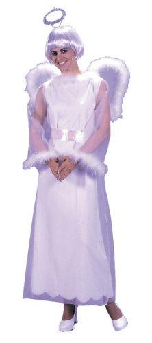 Feather Angel Costume - Plus Size 1X/2X - Dress Size 16-22 ()