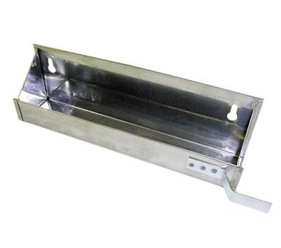 Feeny Fesft 25 25In Tip Out With Stop Stainless Steel by Feeny