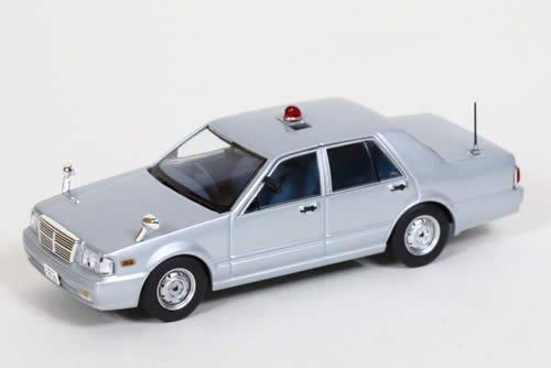 RAI'S 1/43 日産 セドリック (YPY31) 1995 警視庁交通部交通機動隊車両 完成品 B00LHBFHEK