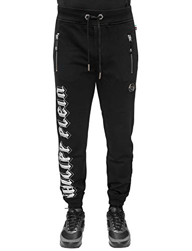 "Philipp Plein ""Triple"" Jogging Trousers (L)"