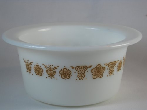 Vintage Pyrex Corning Butterfly Butter product image