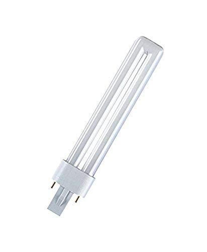 Osram Dulux S spaarlamp, G23-fitting, 11 watt, koudwit, 4000 K, per stuk verpakt