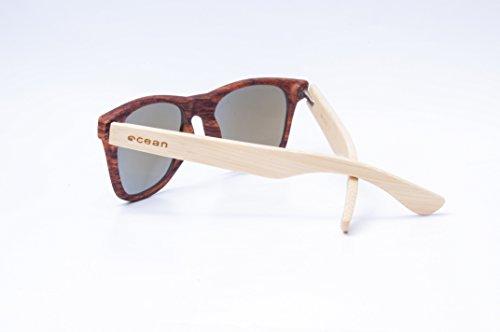 e588cae3e7 Ocean Sunglasses - beach wood - lunettes de soleil en Bambou - Monture :  Bambou ...