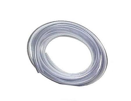 4€ /Mtr. Kraftstoffschlauch PVC-Klar fü r Kleinmotoren PVC Schlauch Benzinschlauch Wasserschlauch Luftschlauch (PVC-klar, innen ca.6 auß en ca. 8mm) vsk