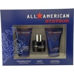 Coty All American Stetson 3 Piece Gift Set for Men