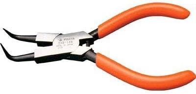 フジ矢:フジ矢 スナップリングプライヤー 穴用 FHB-175 型式:FHB-175