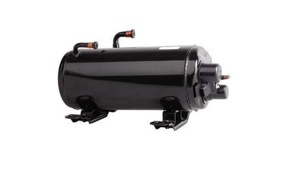 GOWE R407C/R410a compresor eléctrico para coche SRV campada OLPro azotea metlex viaje carro ac: Amazon.es: Bricolaje y herramientas